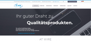 AT-WIRE-Draht